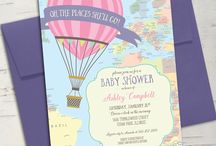 Baby shower ideas for Andri