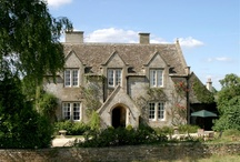 English Houses / Manors