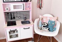 Ikea keukentje DIY
