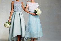 Bridesmaid Skirt And Top