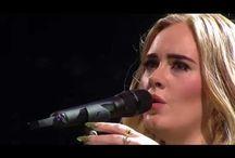 Adele's Live Videos