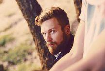 Beards + Hair