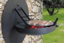 Barbecue / Miro adelante