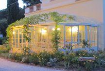 Giardini d'inverno, orangerie