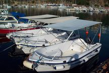 Rent a boat Pylos / Be your own captain! No license is required to drive the boat.