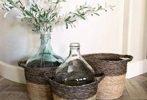 ιδεα για το μεγαλο πράσινο μπουκάλι