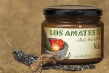 Mexican Salsas / These #MexicanSalsas were prepared by Mexicans in the most traditional way and it captures the essence of Los Amates Mexican Kitchen​ with all the flavours that have made us famous, for you to enjoy. You can actually prepare these at home. Buy a 3 pack and get a recipe booklet for free