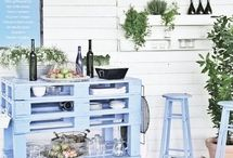 Outdoor Furniture Ideas / by Rebecca George