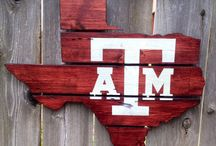 Gig' Em! Texas A&M Aggies / by Roxanna Ponton