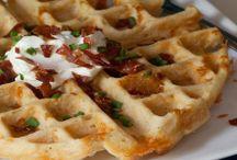 Waffles & Pizelles
