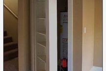 storage/ small spaces