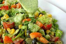 Lovely salads