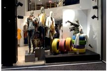 S/S 16 Showroom & Store Windows / Store Windows & Showroom design for our S/S 16 BSB Fashion Collection / by BSB Fashion