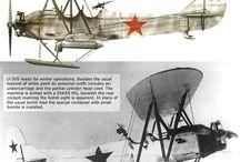 Polikarpov U-2/Po-2 & CSS-13 (Polish license version of Po-2)