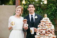 Donut Occasion / Celebratory donut displays