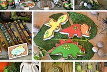 Dinosaur Party Ideas / by Pretty My Party - Cristy Mishkula