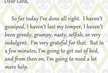 quotes / by Linda Hageman