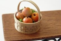 Miniature - baskets