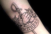 Bror tattoo