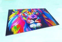 Personalised Canvases