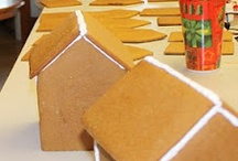 Gingerbread homes