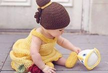 Crocheted Costumes