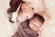 Dziecko-foto rodzenstwo