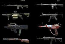 Gaming Guns