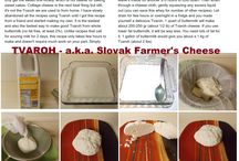 Slovak Recipes / Traditional Slovak recipes, slightly edited to be able to prepare them in American kitchen. Not all ingredients that are native to Slovakia are available in US, hence the substitutions.