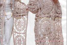 Crochet patterns coats & jackets