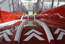 Play Factore's Big Red Slide! / Here's some snaps of our Big Red Slide - tallest indoor slide in Europe...