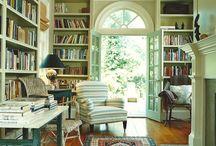 Reading rooms / by Jane Mudie