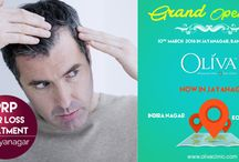 Hair Loss Treatment / Get Back Your Hair and Youthful Look with the Best Hair Loss Treatment at Oliva Clinics