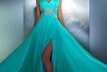 vestidos de noche largos
