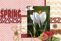 Anita's Prayer Journal Digital Scrapbooking Collection by Kathryn Estry
