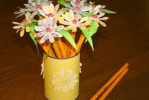 Back to School Tips, Crafts + Recipes / Back to School | Recipes | Crafts | DIY | Tips | Lists | Advice | Help | Printables