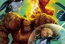 Comic Art - Fantastic Four