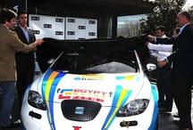 Pepe Oriola presents his new Seat León 1.6T WTCC