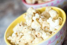 Foods: Appetizers - Popcorn, Kettlecorn / by Wendy Wierenga