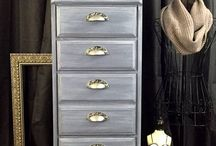 Fabulous Furniture Makeovers / Refurbed and repurposed pieces. Beautiful makeovers breathing new life into furniture. Small and big pieces - we want to see it all!   Want to be part of this board? Follow and then send an email to meghanriley at seacoastrealty dot com.