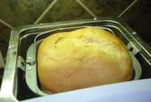 Bread Machine Recipes / by Eileen Snyder