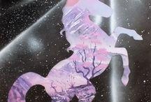 My Art - Spraypaint - Card