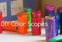 Preschool: Colors