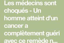 Cancer médecine naturelle