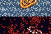 Foreground Background / pattern play / by Debra Z