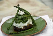 Vegan Steak Dinner / by Tara DeCamp