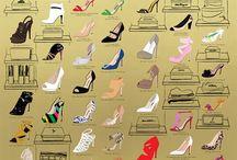 靴デザイン