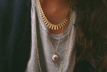 accessoires / #necklaces #rings #bracelets / by Ana Portella