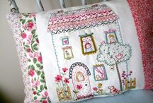 Embroidery / by Christina Scott
