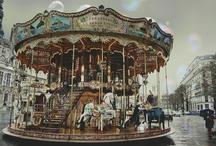 Carousel / by Małgorzata Kitka